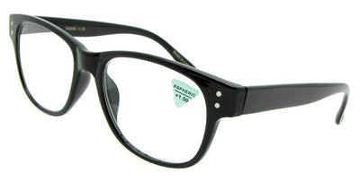 Style R12 Reading Glasses Black Frame