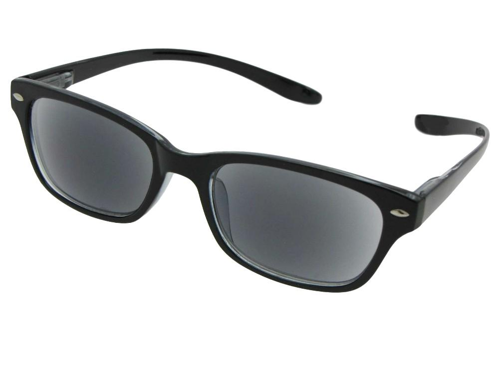 Retro Look Reading Sunglasses Style R57