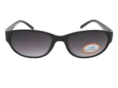 Small Rounded Retro Reading Sunglasses Style R64