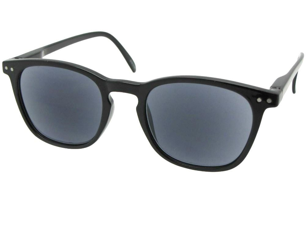 Retro Square Reading Sunglasses Style R94