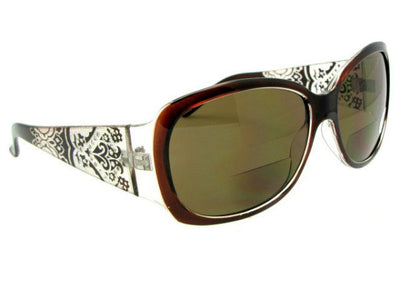 Ladies Fashion Bifocal Sunglasses B17