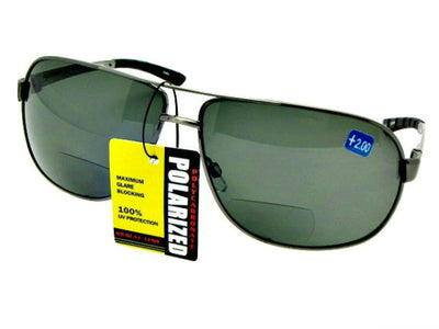 Polarized Bifocal Sunglasses Style P1