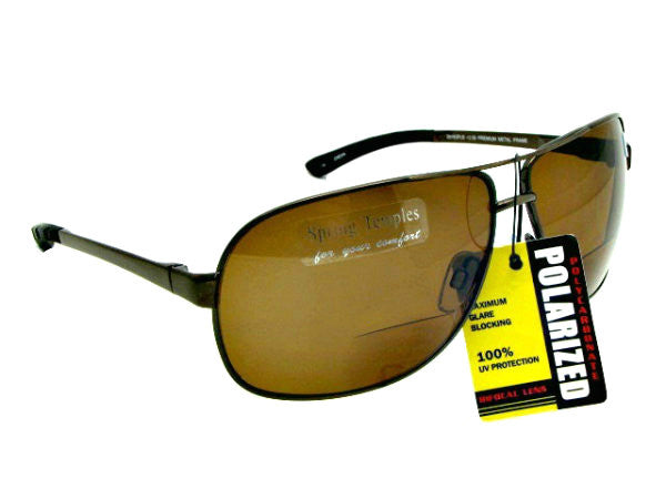 Polarized Bifocal Sunglasses P1