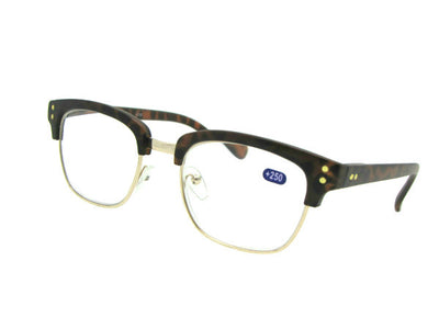 Retro Vintage Frame Reading Glasses Style R26