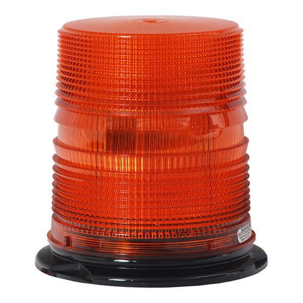 Tall Lens Amber Strobe Beacon | 255TC-A