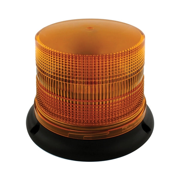 Amber LED Beacon (Short Lens) 36538
