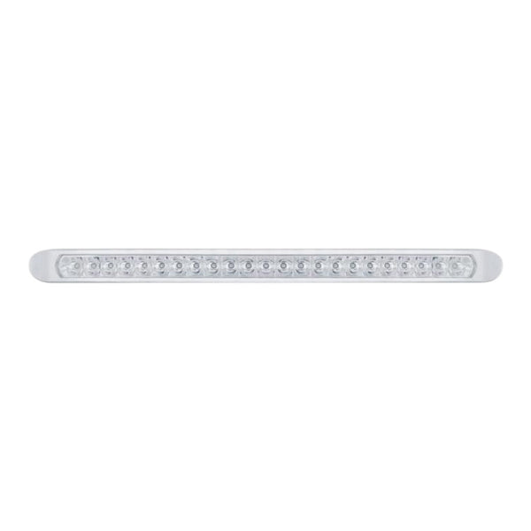Reflector Light Bar | Amber/Clear | 37512