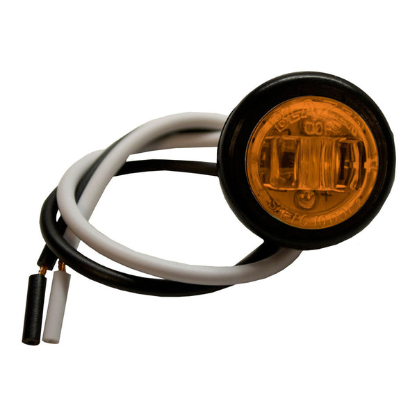 Amber Clearance Marker Light | Bulk Pack | 534BAK