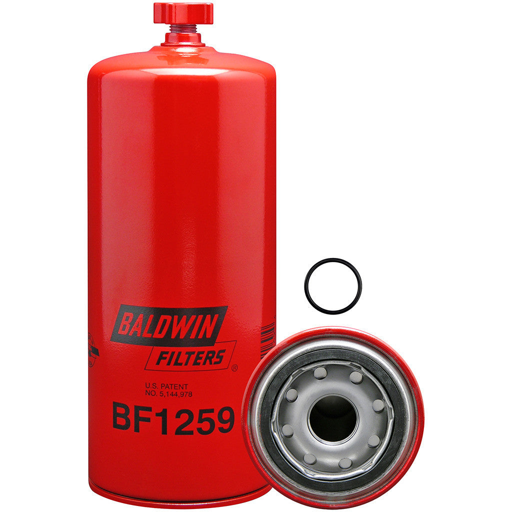 Water Fuel Separator Baldwin Filter Big Machine Parts Freightliner Truck Filters Bf1259