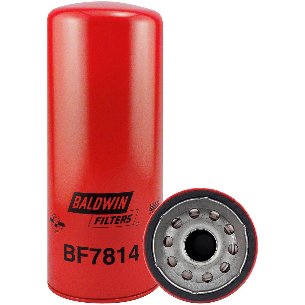 Baldwin Filters Fuel Filter Bf7814 Dirty On Truck