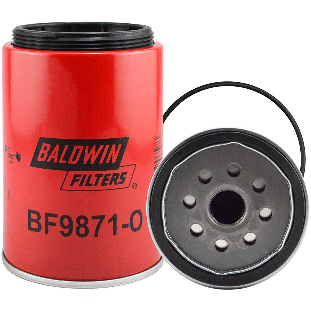 Baldwin Filters Fuel Filter Bf9871 O Big Machine Parts Alliance Water Separator