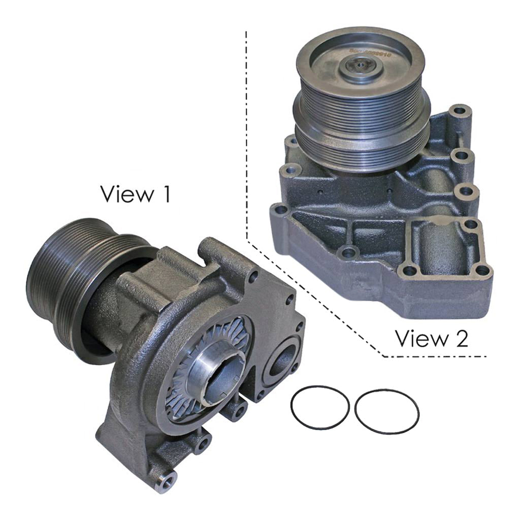 Cummins ISX Water Pump BMPS19612