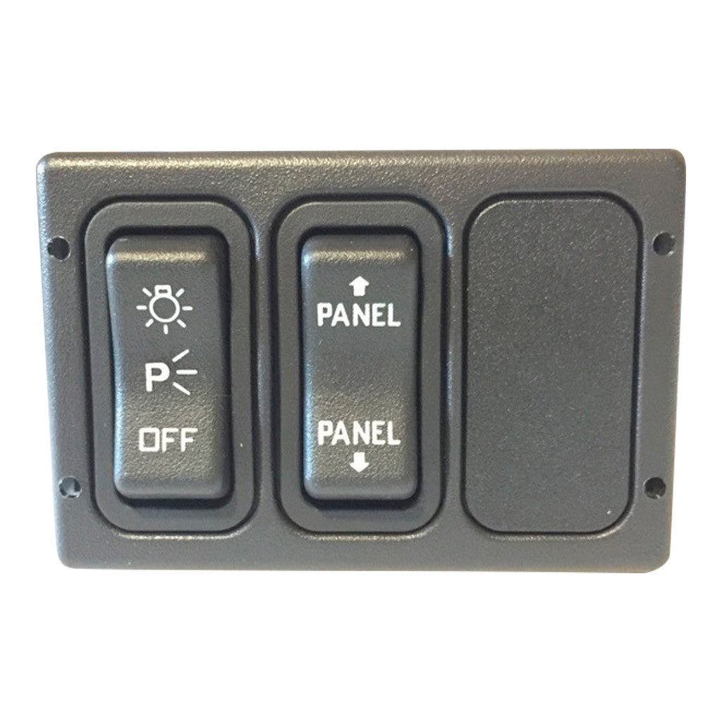 International Headlight Switch Panel 3533417c91 Big Machine Parts