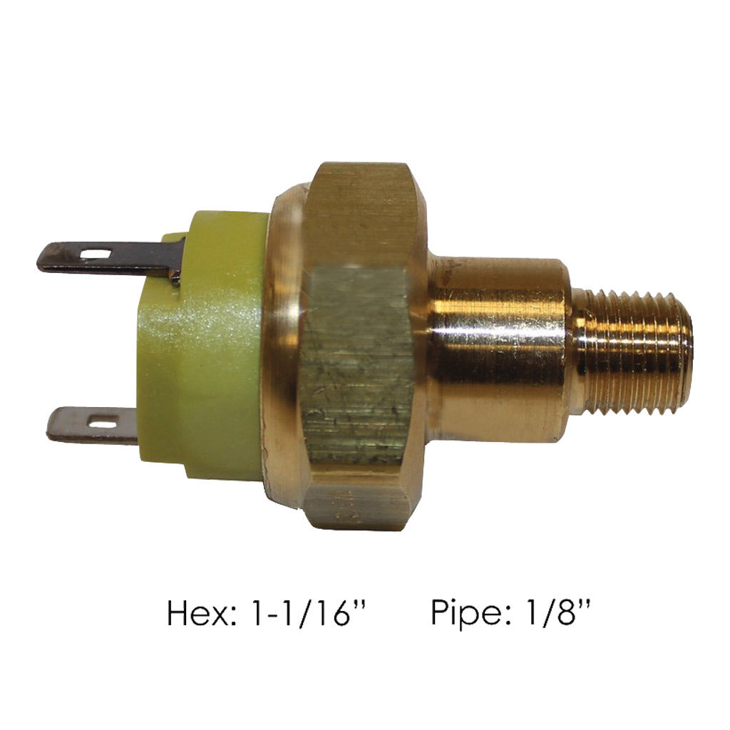 Low Air Pressure Switch (Buzzer) BMPS170 0035