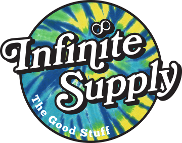 Infinite Supply Tie Dye