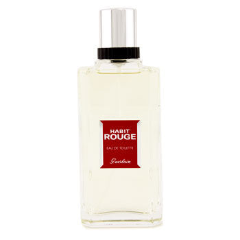 Habit Rouge Eau De Toilette Spray 100ml/3.3oz