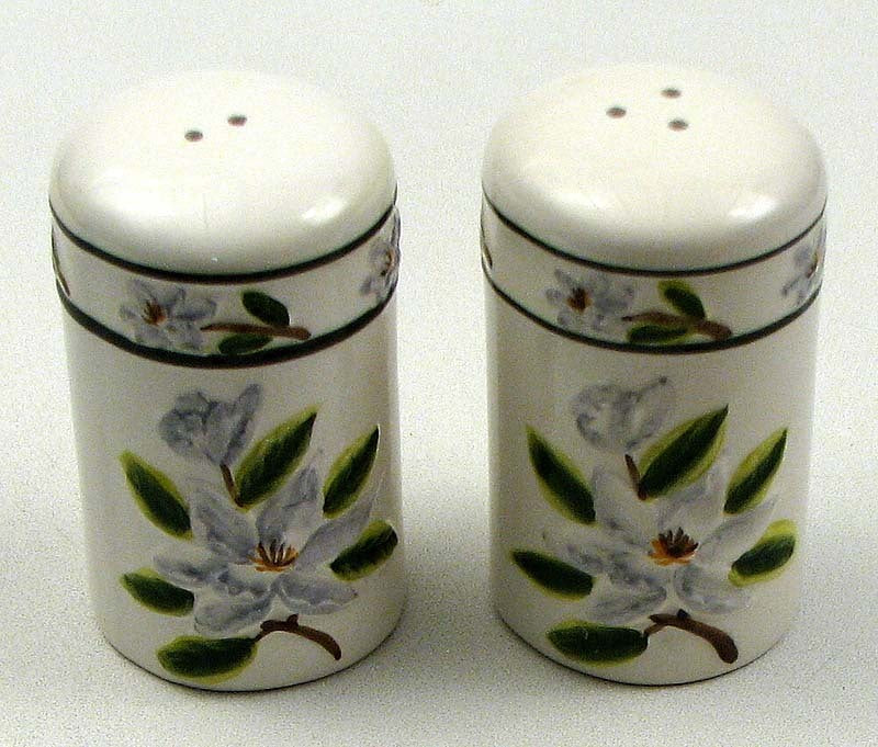 Magnolia Salt and Pepper Set