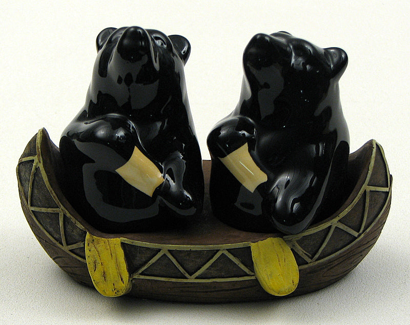 Bear Salt and Pepper Set