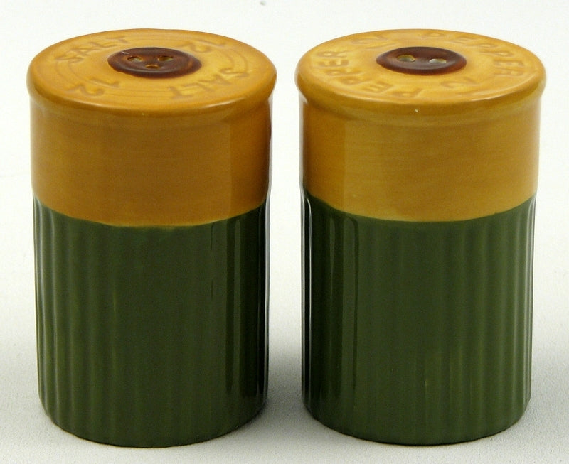 Shotgun Shell Salt and Pepper Set