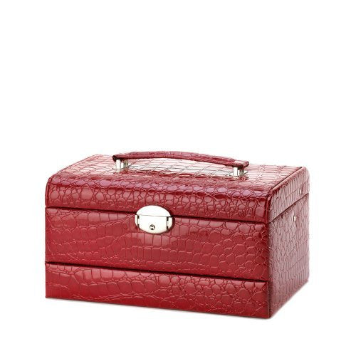 Red Large Jewelry Case (pack of 1 EA)