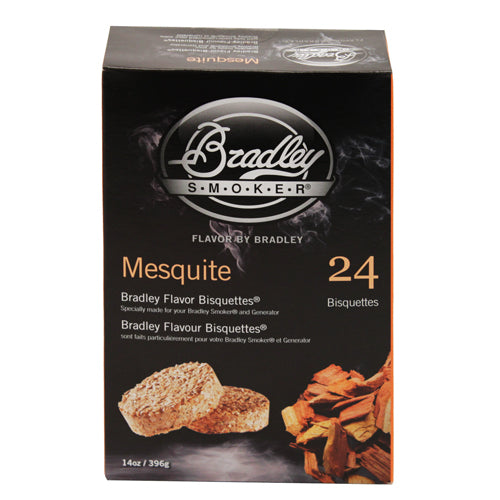 Smoker Bisquettes Mesquite 24 Pack