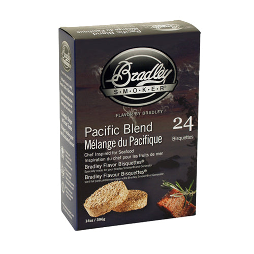 Smoker Bisquettes Pacific Blend 24 Pack