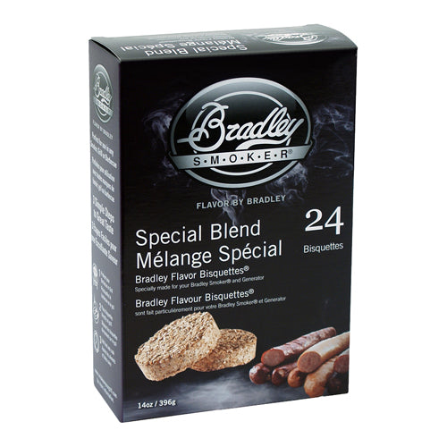 Smoker Bisquettes Special Blend 24 Pack