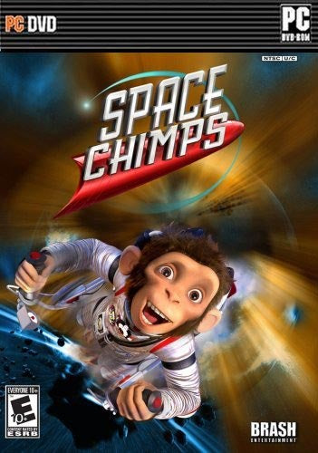 Space Chimps for Windows PC (Rated E 10+)