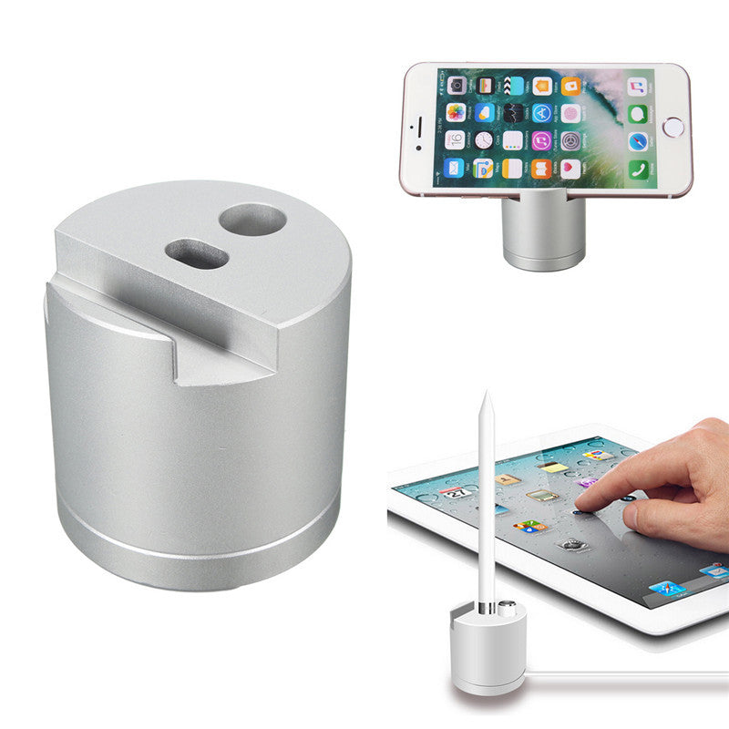 3 in 1 Multifunctional Pencil Charging Docking Station Phone Stand Tablet Holder