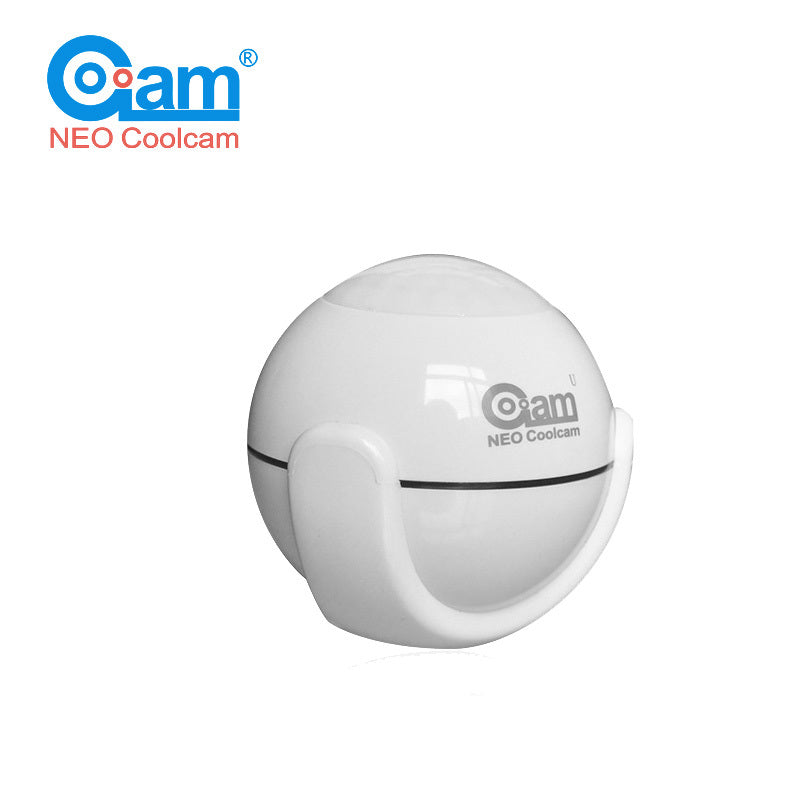 NEO NAS-PD01Z Z-wave PIR Motion Sensor Home Automation Compatible With Z wave System 300 Series And 500 Series