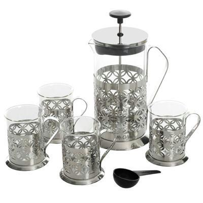 Mrc Trellise Coffee Press 5pc
