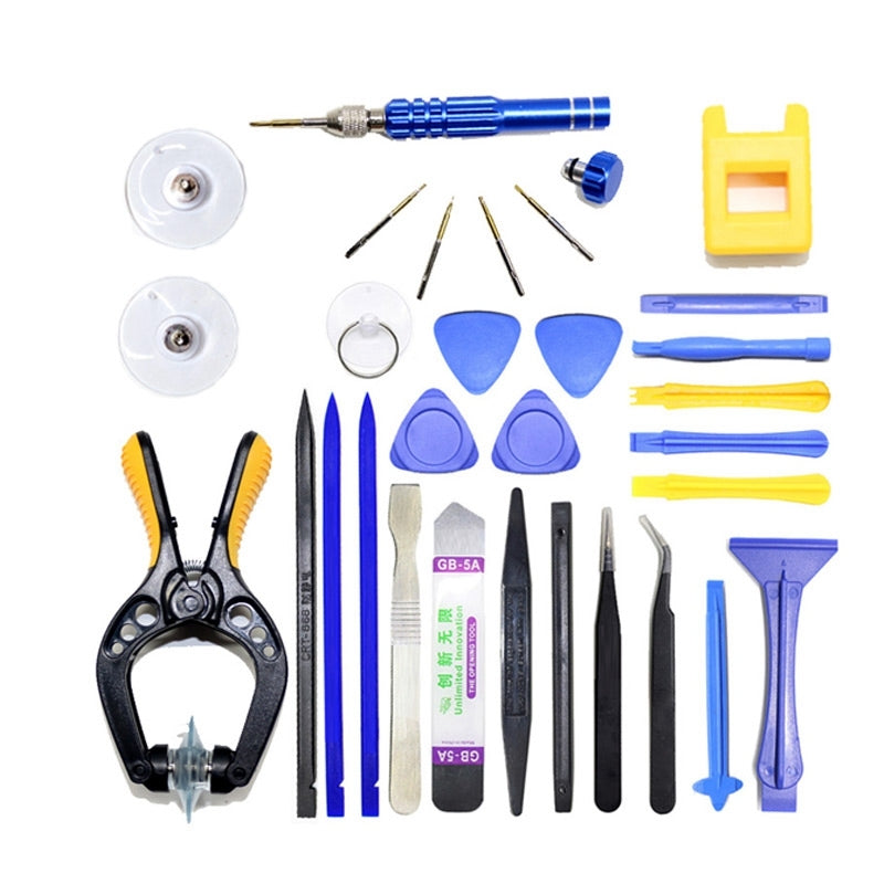Bakeey™ 30 In 1 Multi-function Screwdriver Set Hand Repair Tools Kit for iPhone Xiaomi Samsung Phone