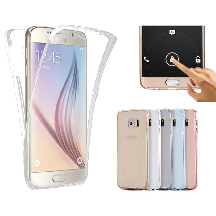 360° Front And Back Full Protective TPU Case for Samsung Galaxy Note 5