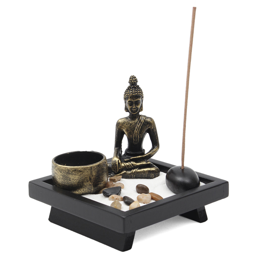 Buddhist Candle Holder Scent Incense Aroma Diffuser