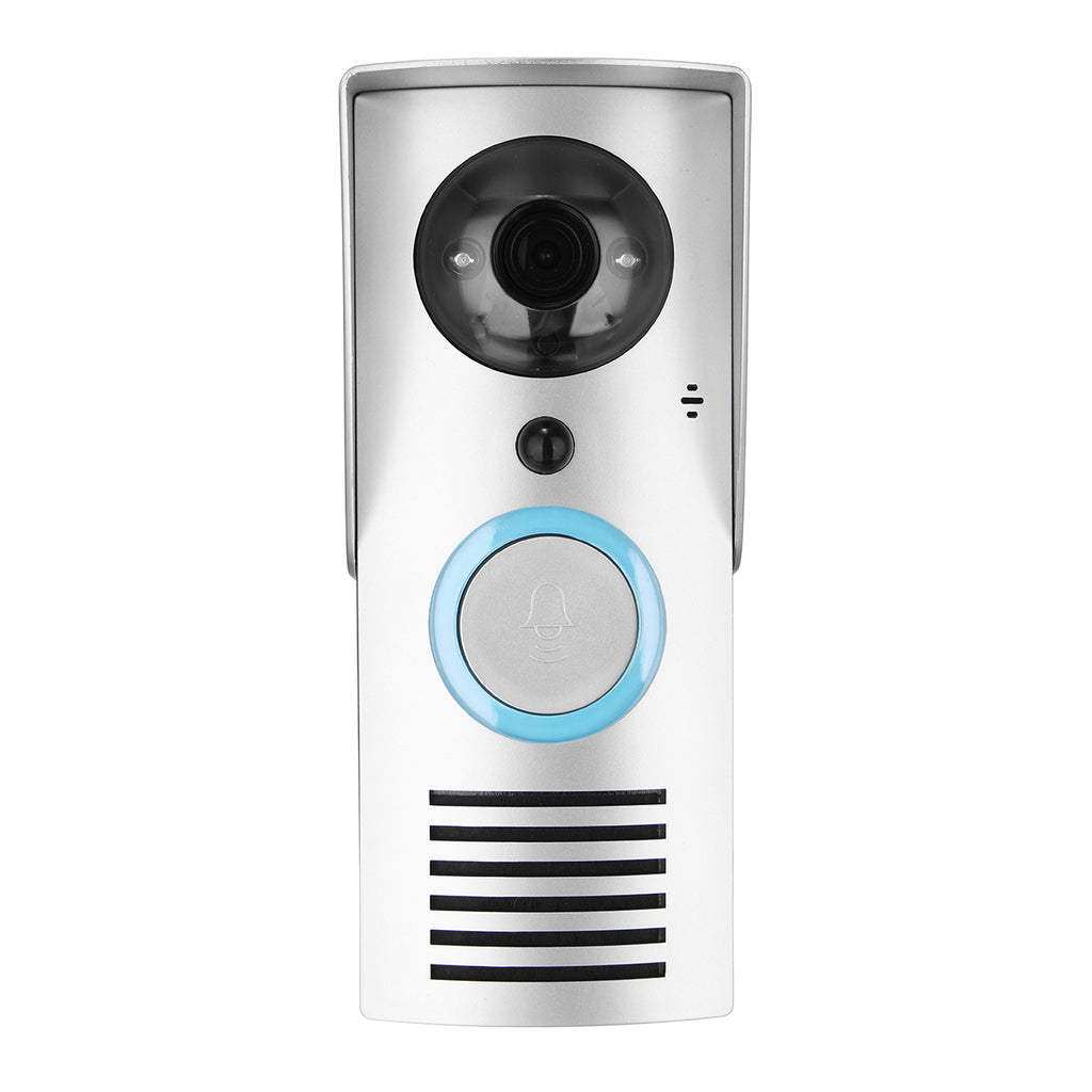 Smart WIFI Wireless Doorbell Door 720P Camera Intercom Video IR Night Vision