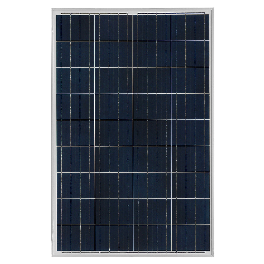 Elfeland P-100 100W 18V Poly Solar Panel Battery Charger For Boat Caravan Motorhome