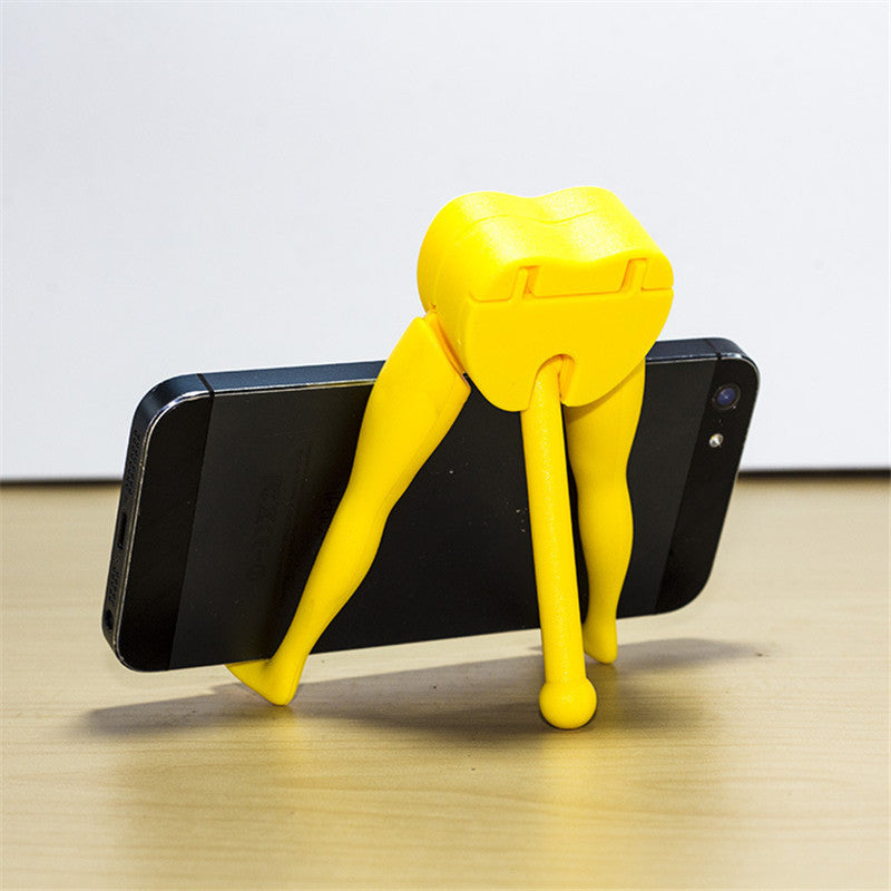 Universal Triangle Stable Adjustable Foldable Desktop Phone Holder Stand for iPhone Xiaomi ZTE Nubia