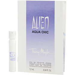 ALIEN AQUA CHIC by Thierry Mugler (WOMEN)