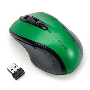 THE KENSINGTON PRO FIT MID-SIZE WIRELESS MOUSE PROVIDES USERS WITH CLUTTER-FREE
