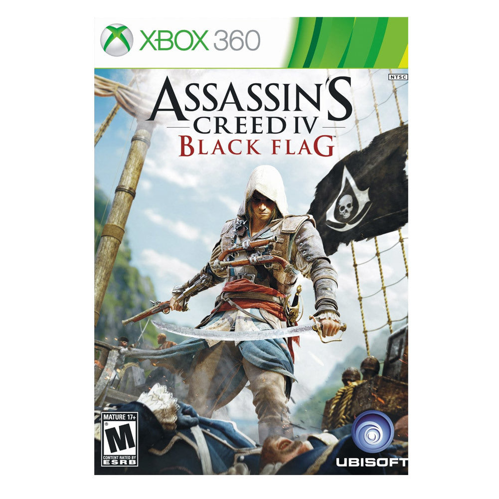 "Assassin""s Creed IV: Black Flag  (Xbox 360)"