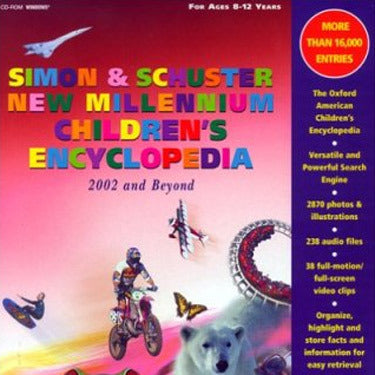 "New Millennium Children""s Encyclopedia 2002 and Beyond"