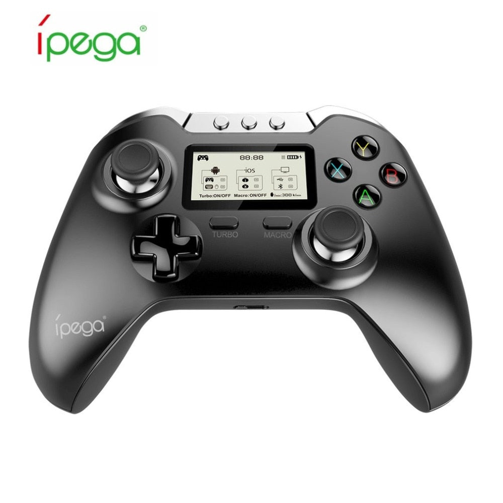 iPega PG-9063 Wireless Bluetooth Joystick Android Smart TV Box Gamepad Gaming Controller Game Pad For iPhone/Xiaomi Phone PC