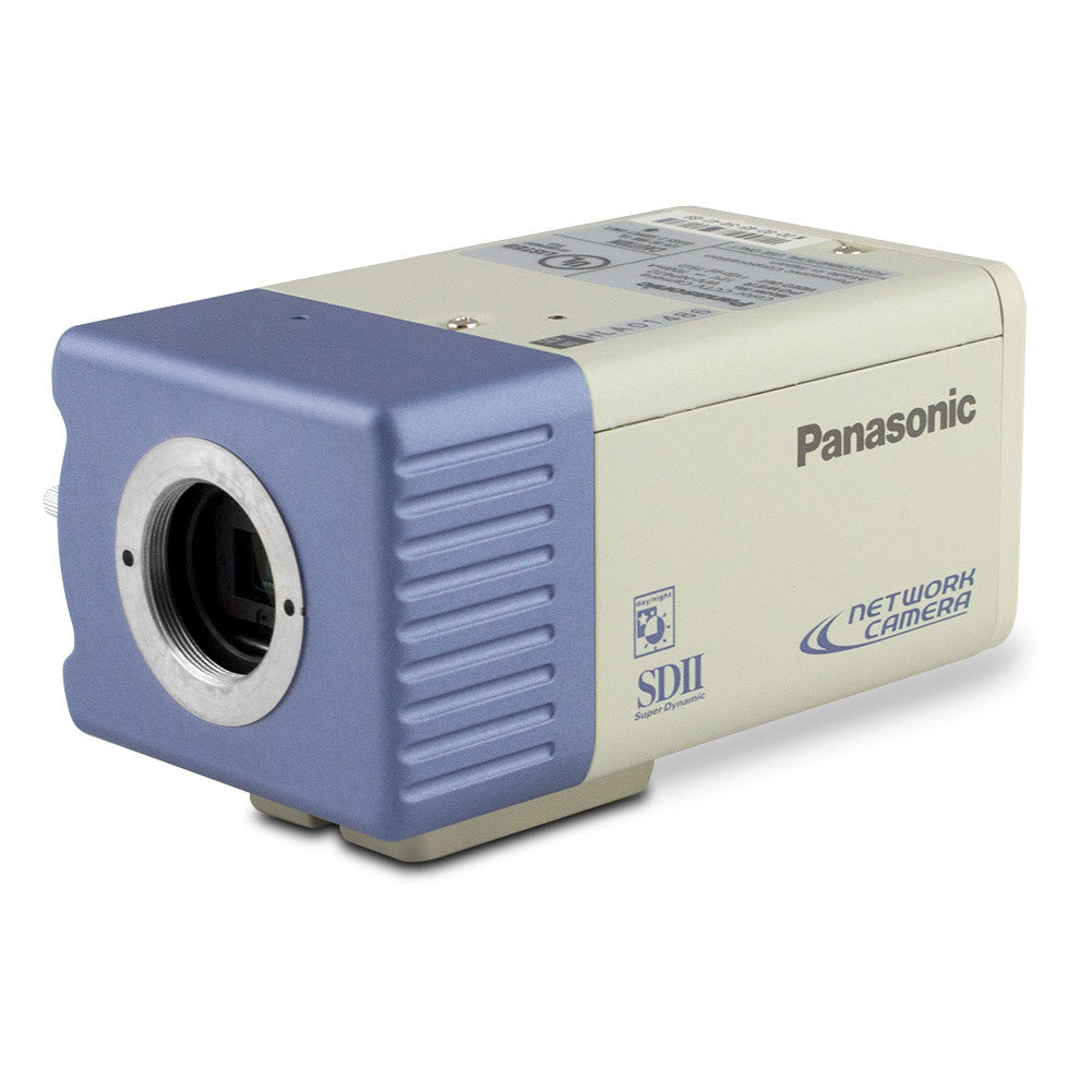 Panasonic WV-NP472 Color CCD Network Camera, Day/Night (Body Only)