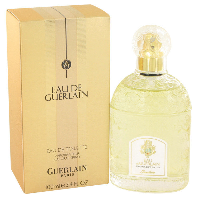 EAU DE GUERLAIN by Guerlain Eau De Toilette Spray (unisex) 3.4 oz (Men)