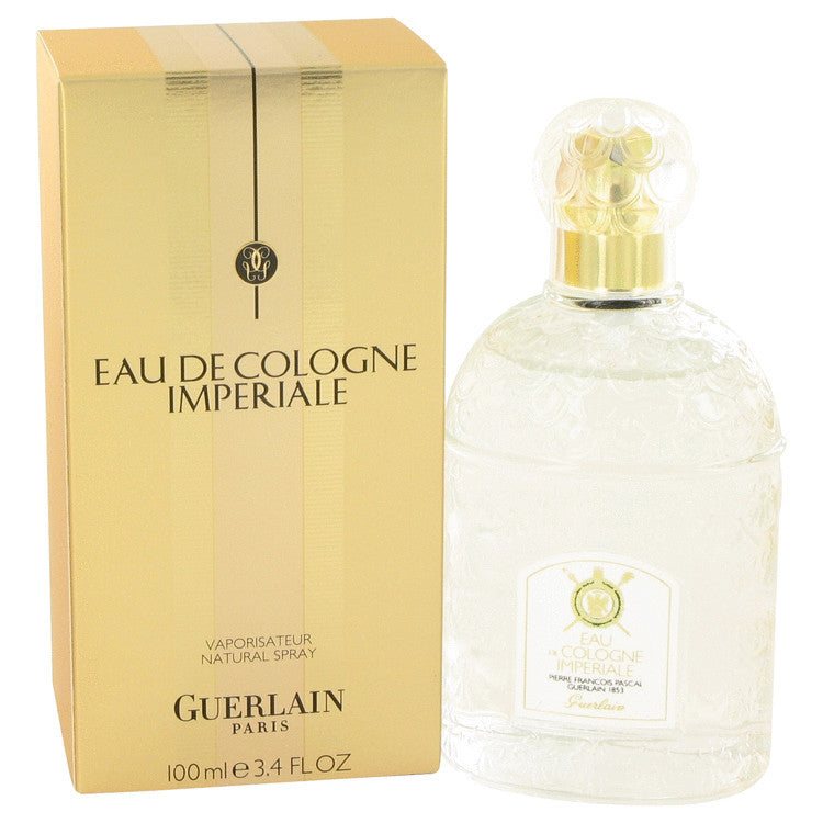 IMPERIALE by Guerlain Eau De Cologne Spray 3.4 oz (Men)