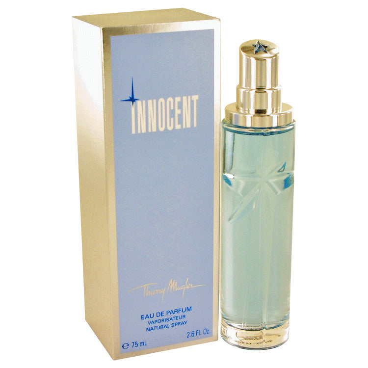 ANGEL INNOCENT by Thierry Mugler Eau De Parfum Spray (Glass) 2.6 oz (Women)