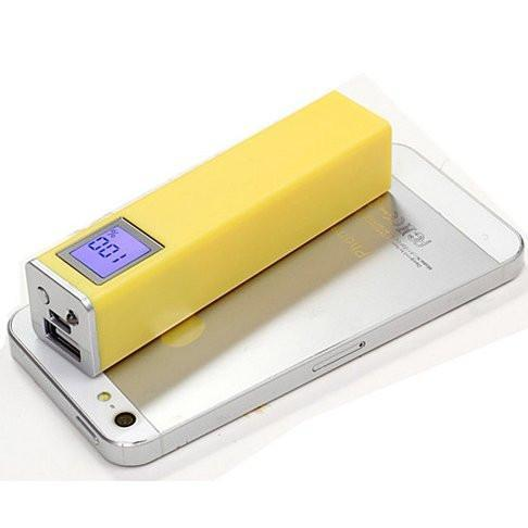 Power Roll & Screen Cubic shape external Charger for iphone and any smart gadget
