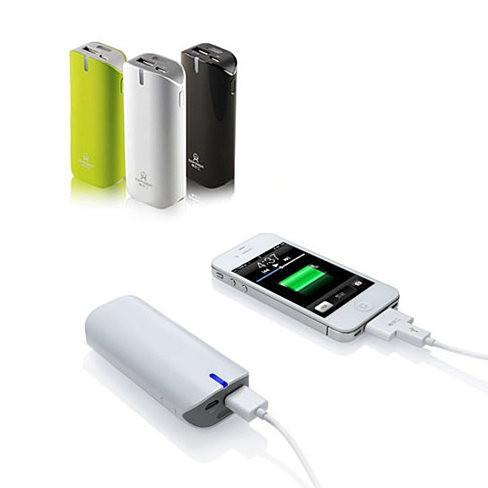 Portable charging workhorse with 5200 mAh power