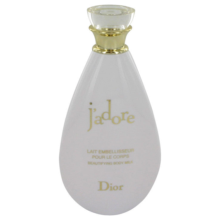 JADORE by Christian Dior Body Milk (says not for individual sale) 3.4 oz (Women)