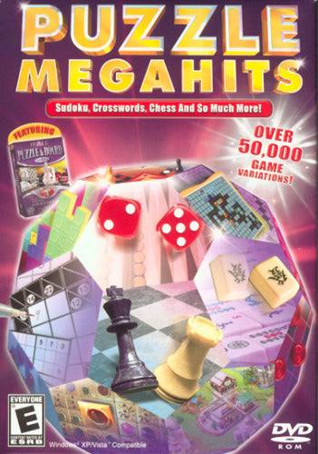 Puzzle Megahits 4 Game Pack (with Jewels Of Cleopatra)